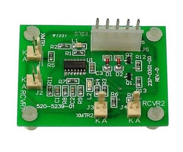 Opto Receiver/Transmitter Amplifier Board